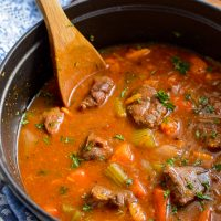 Low Syn Beef and Sweet Potato Stew