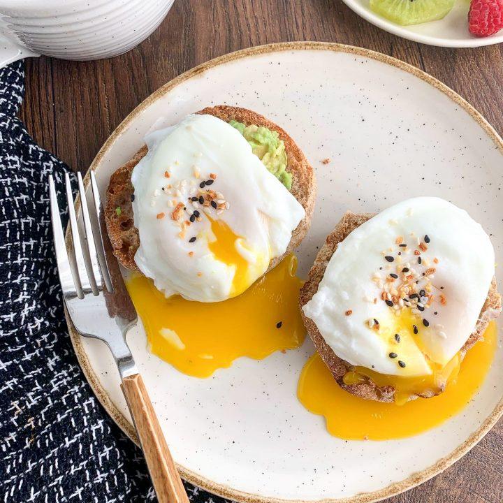 Easy Cheats Poached Egg