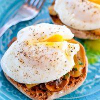 Cheats Poached Egg