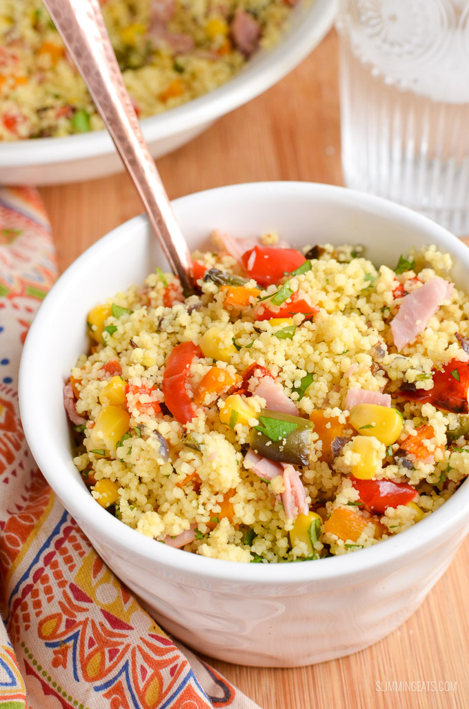 Slimming world syns couscous