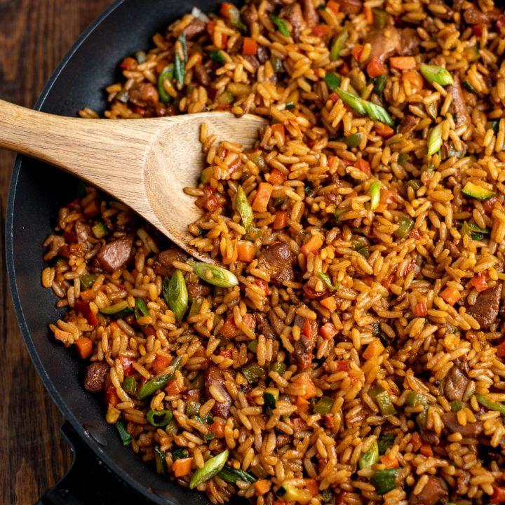 Teriyaki Chicken and Rice Bowl