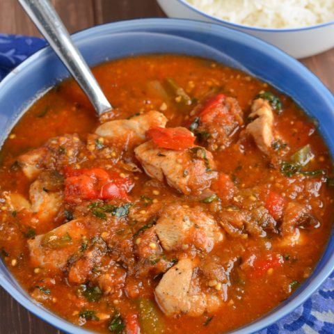 Syn Free Mediterranean Chicken Casserole