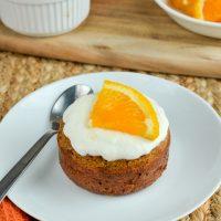 Carrot and Orange Cake