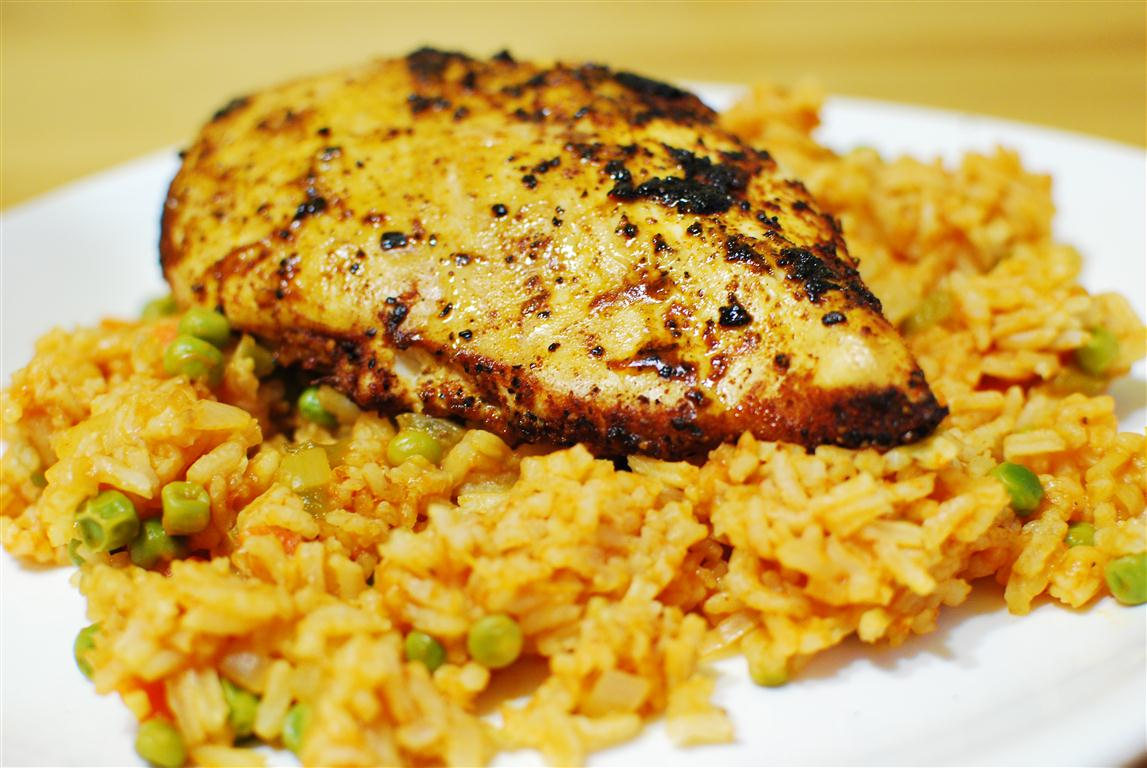 Spanish Chicken and Rice | Slimming Eats - Slimming World Recipes