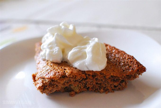 Fruit and Spice Scan Bran Cake
