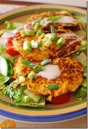 Lime and Chilli Sweetcorn Fritters | Slimming Eats ...