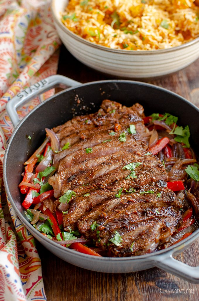 Marinated Mouth-Watering Steak