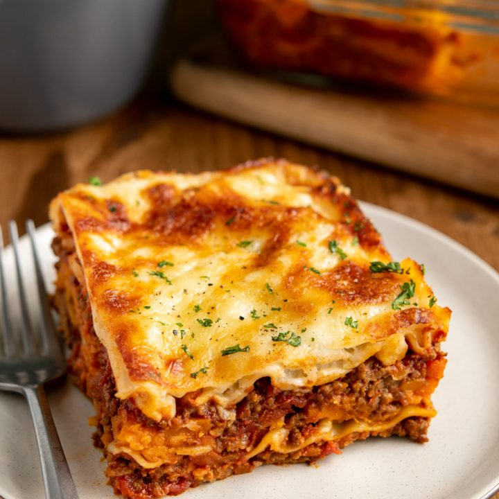 Slimming World Yummy Beef Lasagne