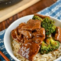 Low Syn Ginger Beef and Broccoli | Slimming World