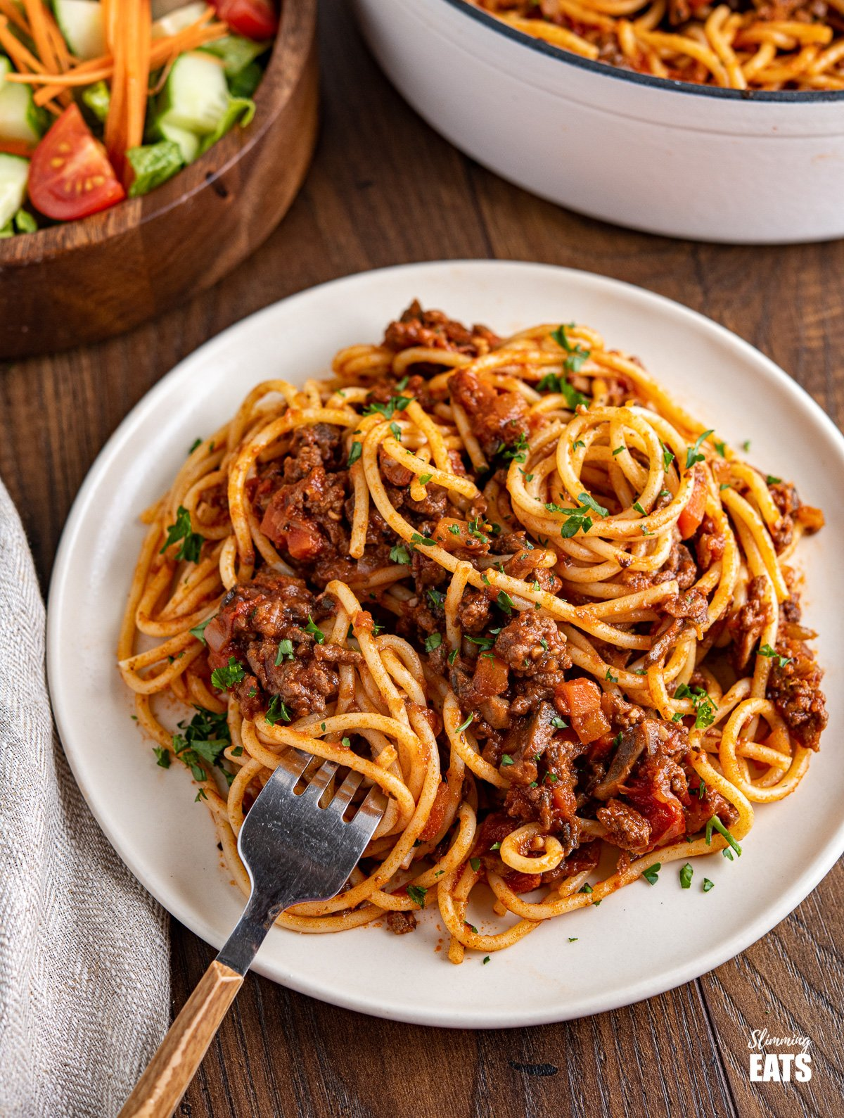 CETODIET - Pr; Spaghetti Bolognese Slimming Paration