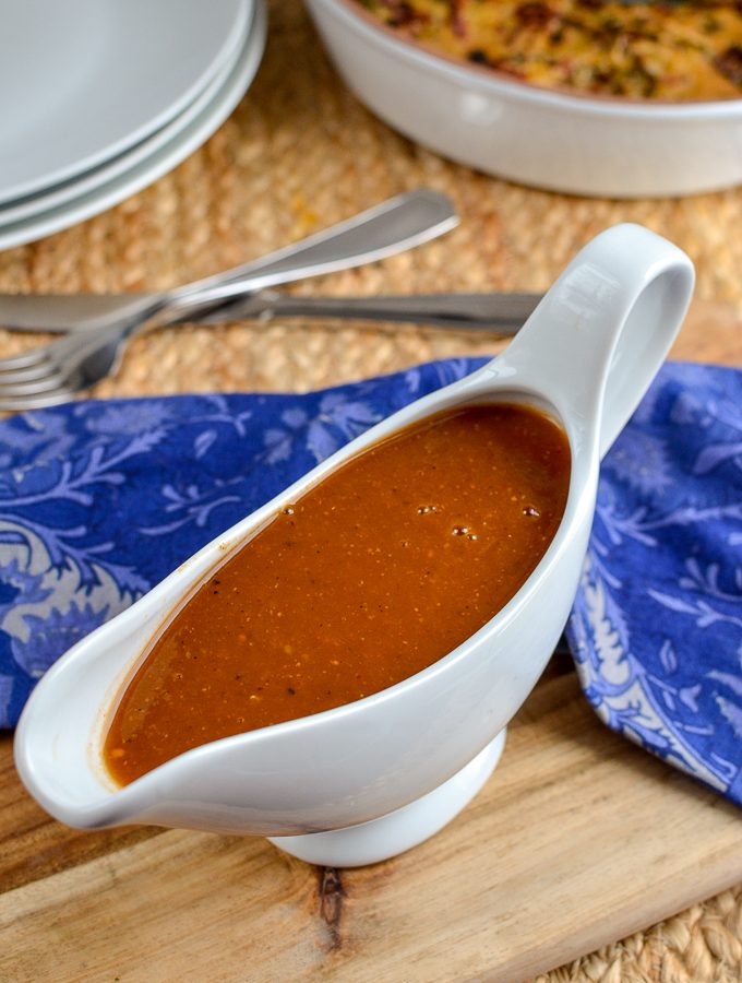 The Best Syn Free Gravy | Slimming World