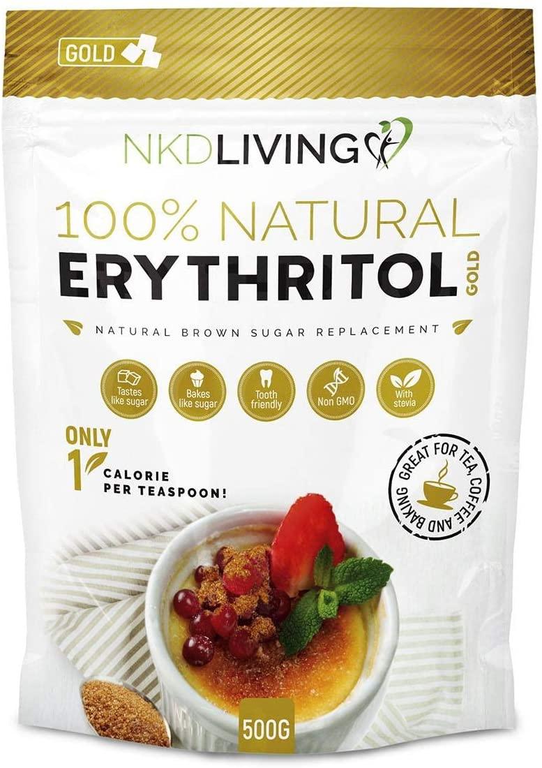 NKD Living Natural Gold Erythritol 500g