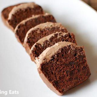 Low Syn Squidgy Chocolate Cake