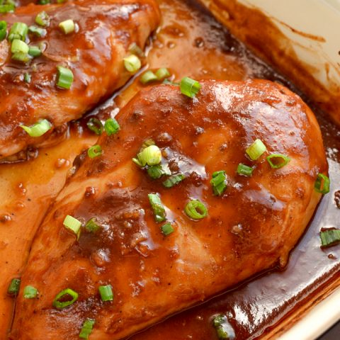 Low Syn Chinese Barbecued Chicken