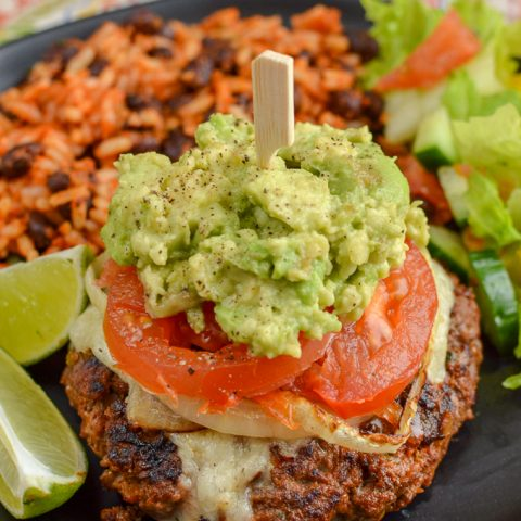 Mexican Burgers | Slimming World