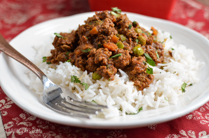 Syn Free Keema Curry Slimming World Recipes Slimming Eats