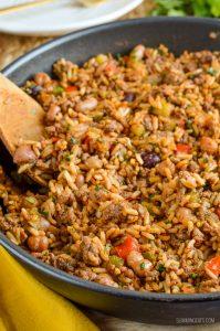 Slimming world spicy rice recipe