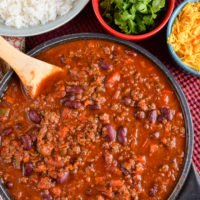 Best Ever Syn Free Chilli Con Carne