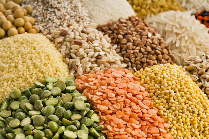 Slimming Eats Healthy Grains - Slimming World Recipes