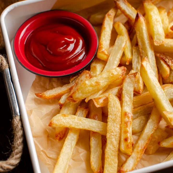 Syn Free Perfect Baked Oven Fries