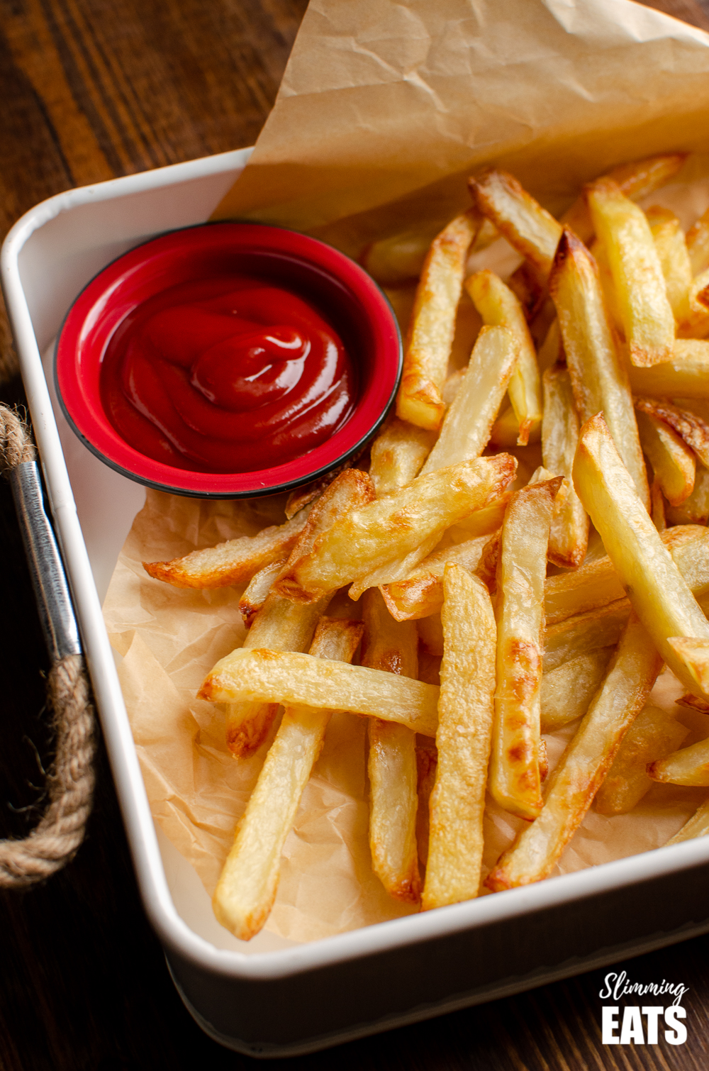 Syn Free Perfect Baked Oven Fries Slimming World