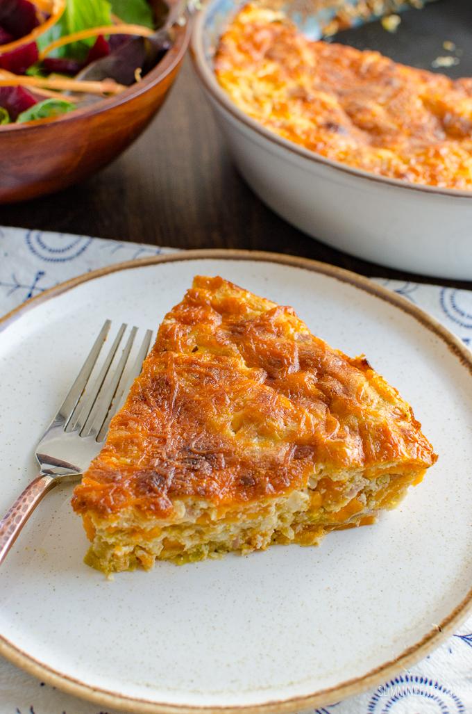 Vegan Leek And Potato Cakes