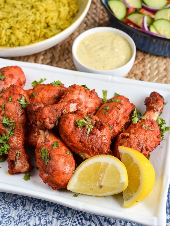 Syn Free Tandoori Chicken