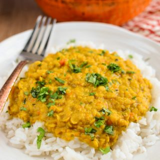 Low Syn Lentil Curry (Instant Pot and Stove Top recipe)
