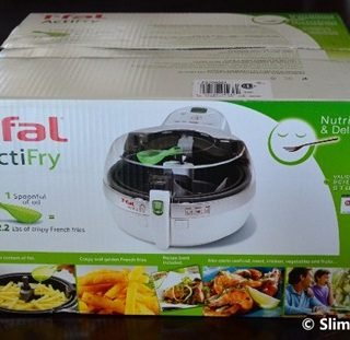Tefal ActiFry Unboxing and Review