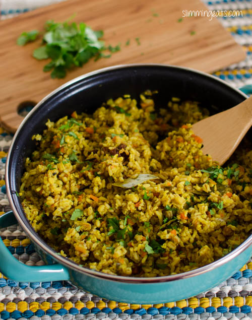 Mixed Grain Pilaf