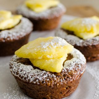 Pineapple and Coconut Weetabix Cake