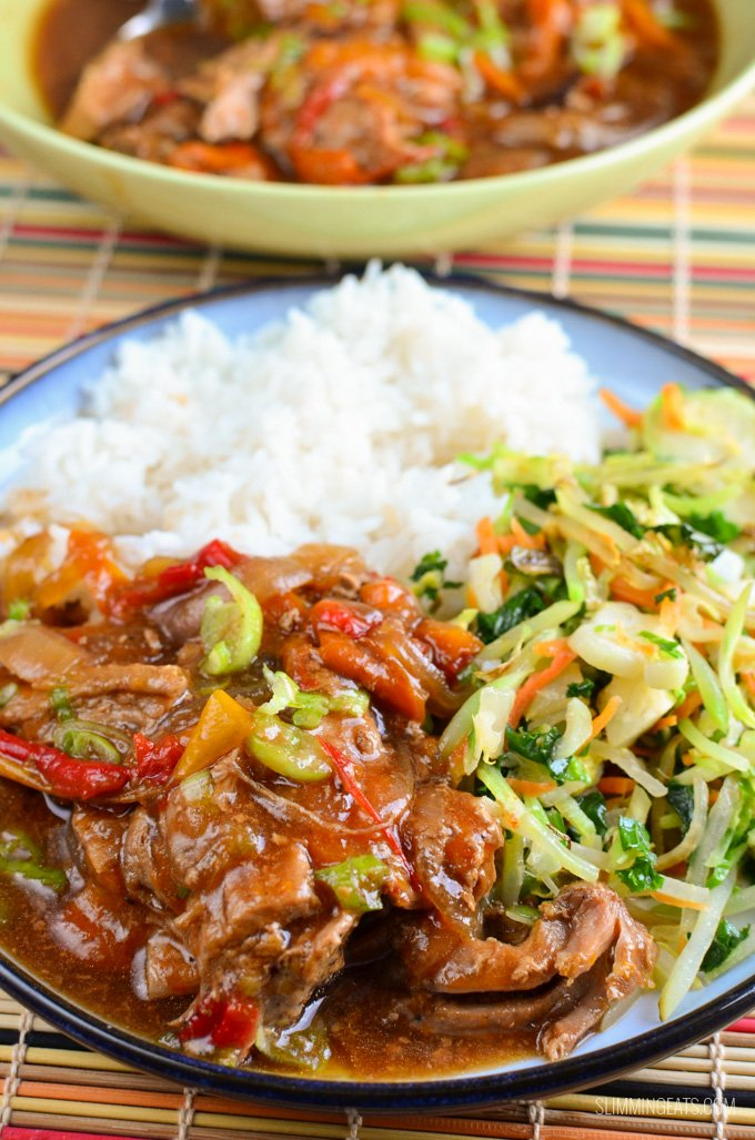 Meyou Slow Juicer Groupon : Slow Cooked Chinese Style Pork Tenderloin - Slimming World