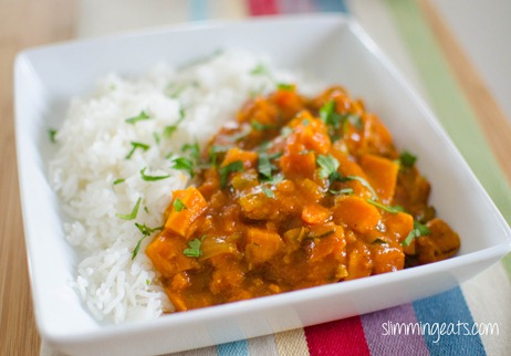 Chicken and Vegetable Curry | Slimming Eats - Slimming ...