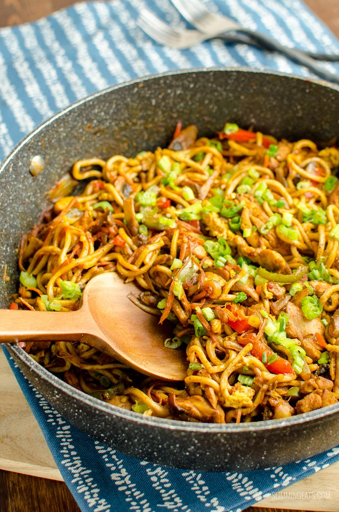 what noodles are free on slimming world