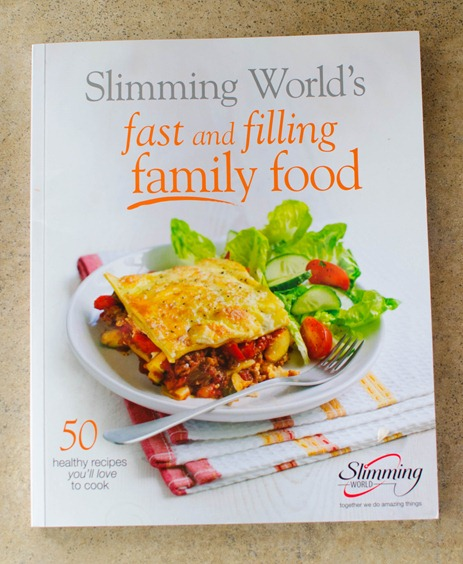 Slimming world fast and filling family food cookbook review slimming eats slimming world recipes Simple slimming world meals