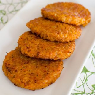 Risotto Patties