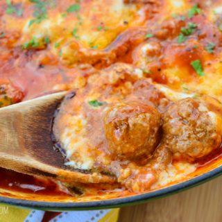 Moussaka Meatballs