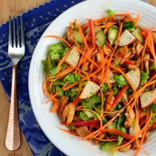 Chopped Chicken Salad