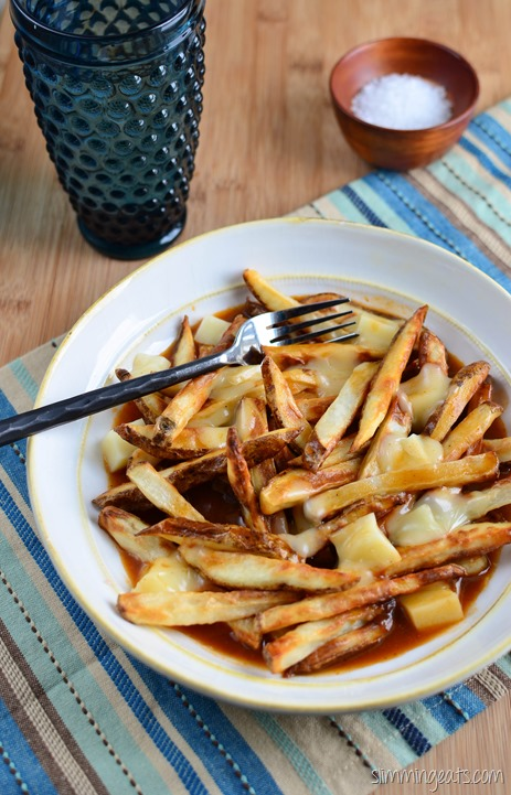 Slimming Eats Poutine - Gluten Free, Slimming World, Vegetarian and ...