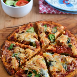 Sweet Potato Pizza Crust Recipe