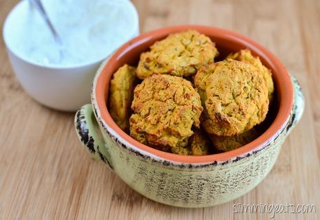 Oven Baked Falafel | Slimming Eats - Slimming World Recipes
