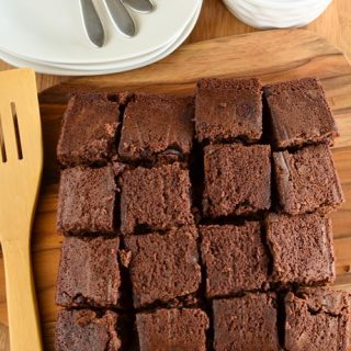Ghirardelli Chocolate Brownies