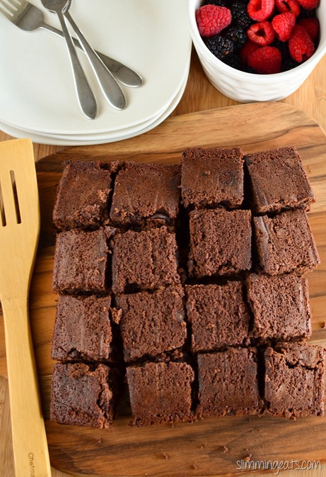 Ghirardelli Chocolate Brownies
