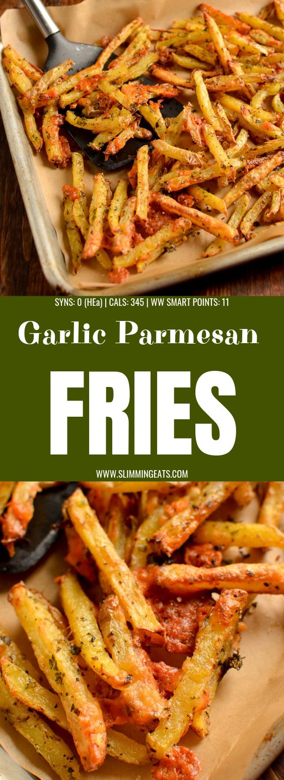 garlic parmesan fries pin