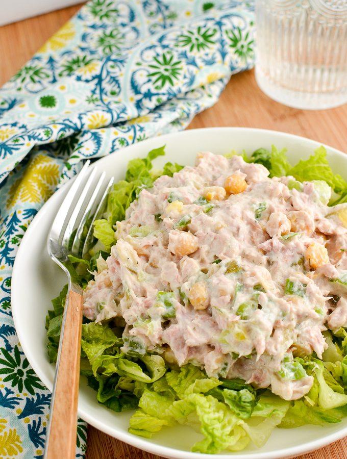 Tuna Mayo Salad | Slimming World