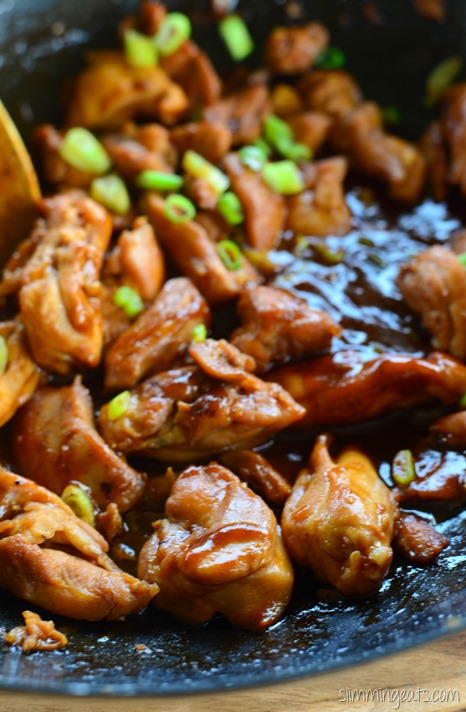 Hoisin Chicken Slimming Eats Slimming World Recipes