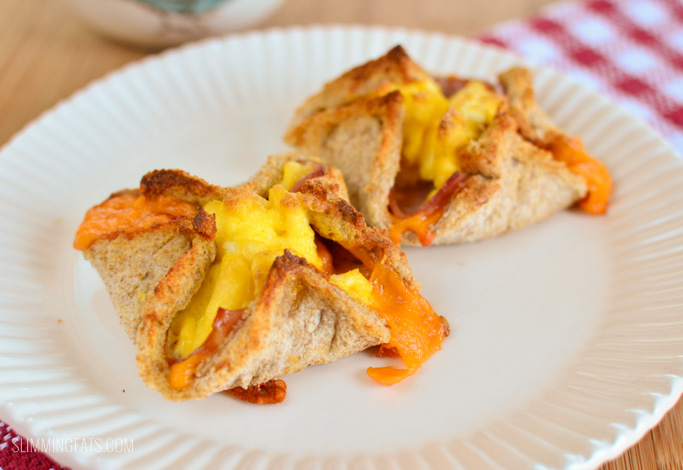 Slimming Eats Breakfast Parcels - Vegetarian, Slimming World and Weight Watcher friendly