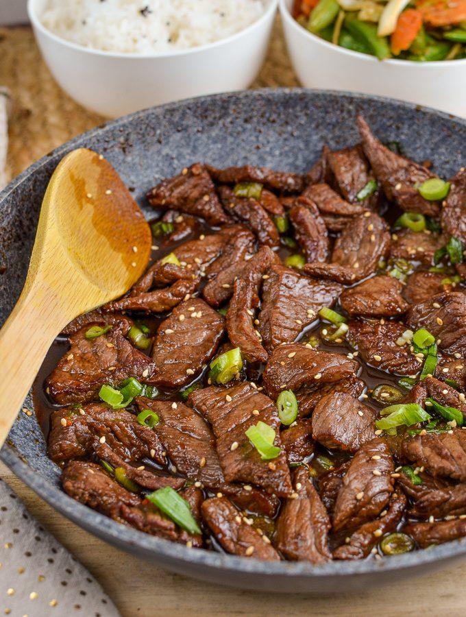 Delicious Beef Teriyaki | Slimming World