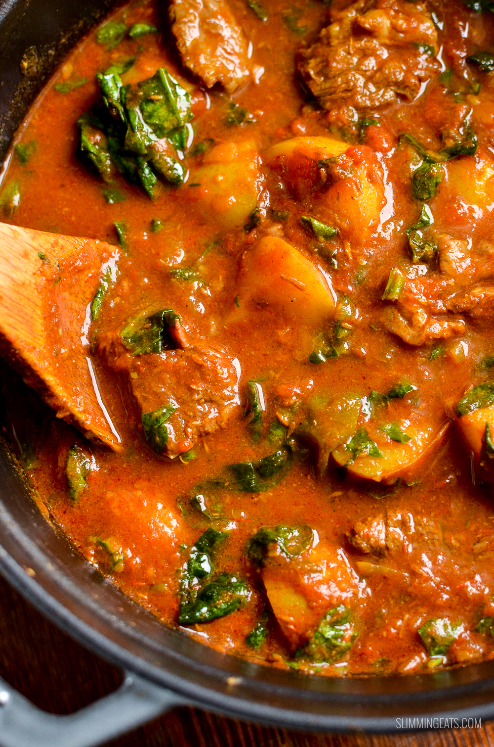 Syn Free Beef And Potato Curry Slimming Eats Slimming