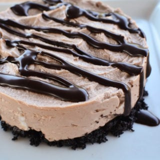 Low Syn Chocolate Cheesecake